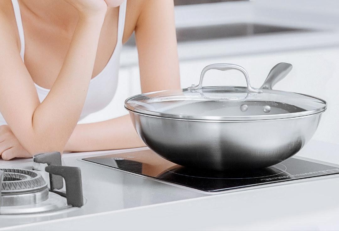 Титановая сковородка Xiaomi