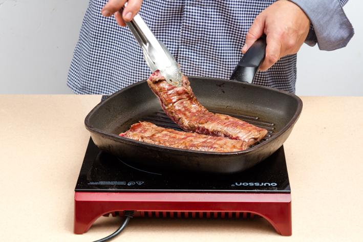 Преимущества чугунной сковороды