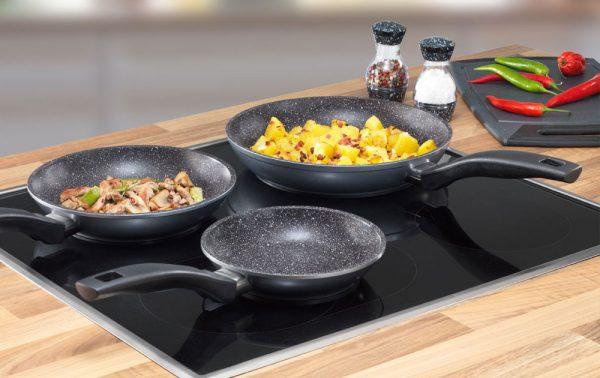 Сковородки для жарки без масла: как выбрать