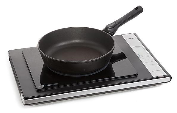 Какая сковорода подходит для индукционных плит