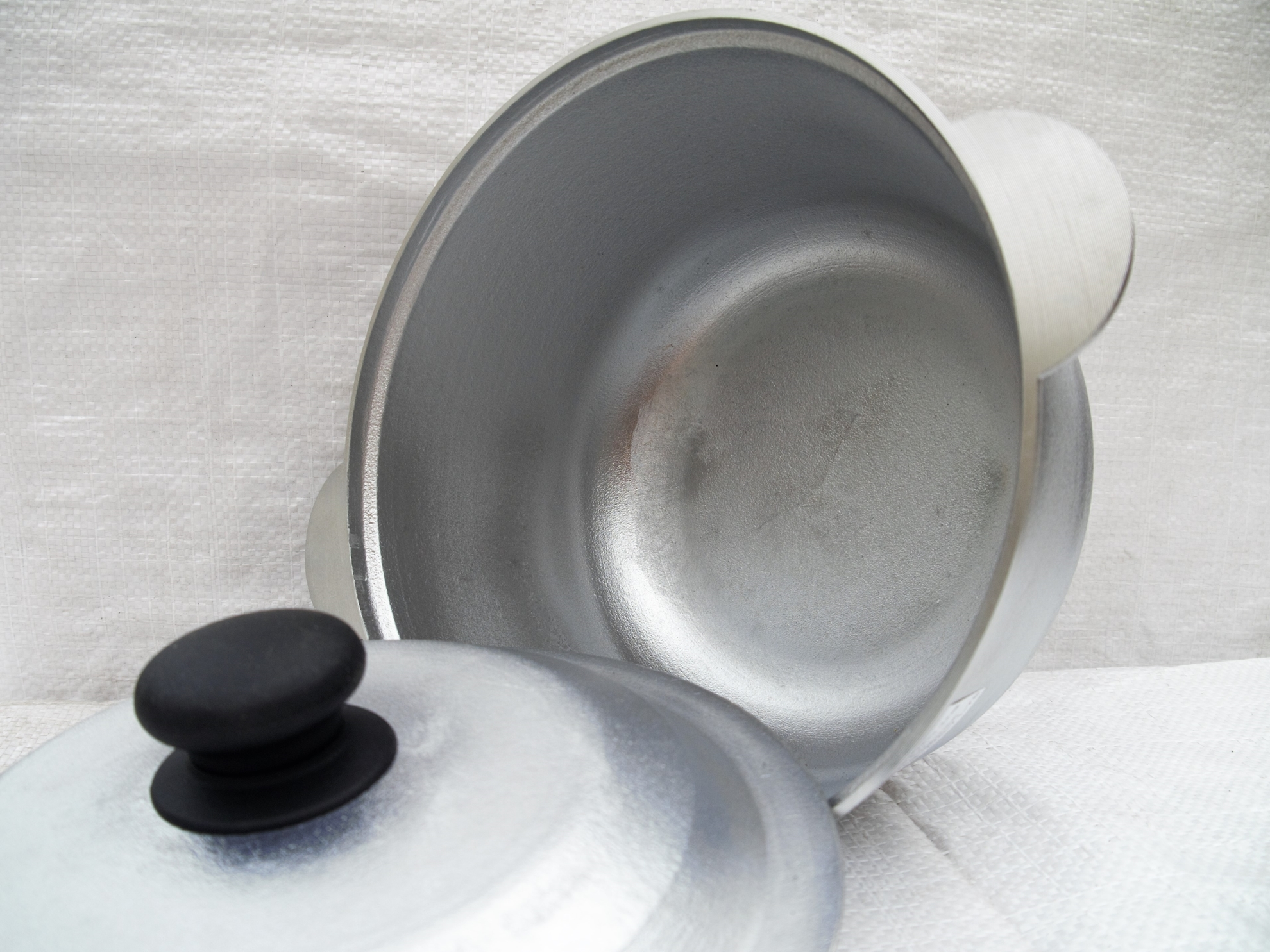 Народные средства для очистки алюминиевого казана