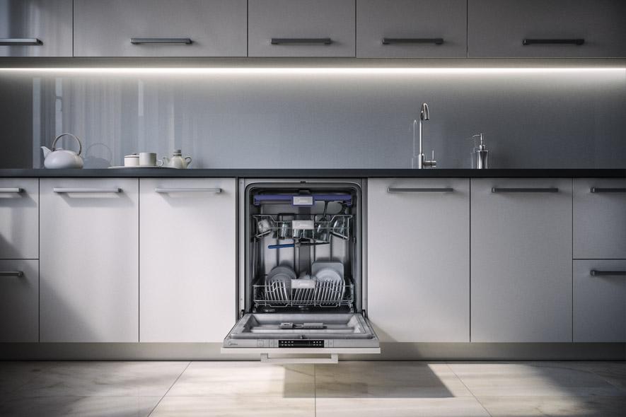 Как мыть керамическую сковороду в посудомоечной машине