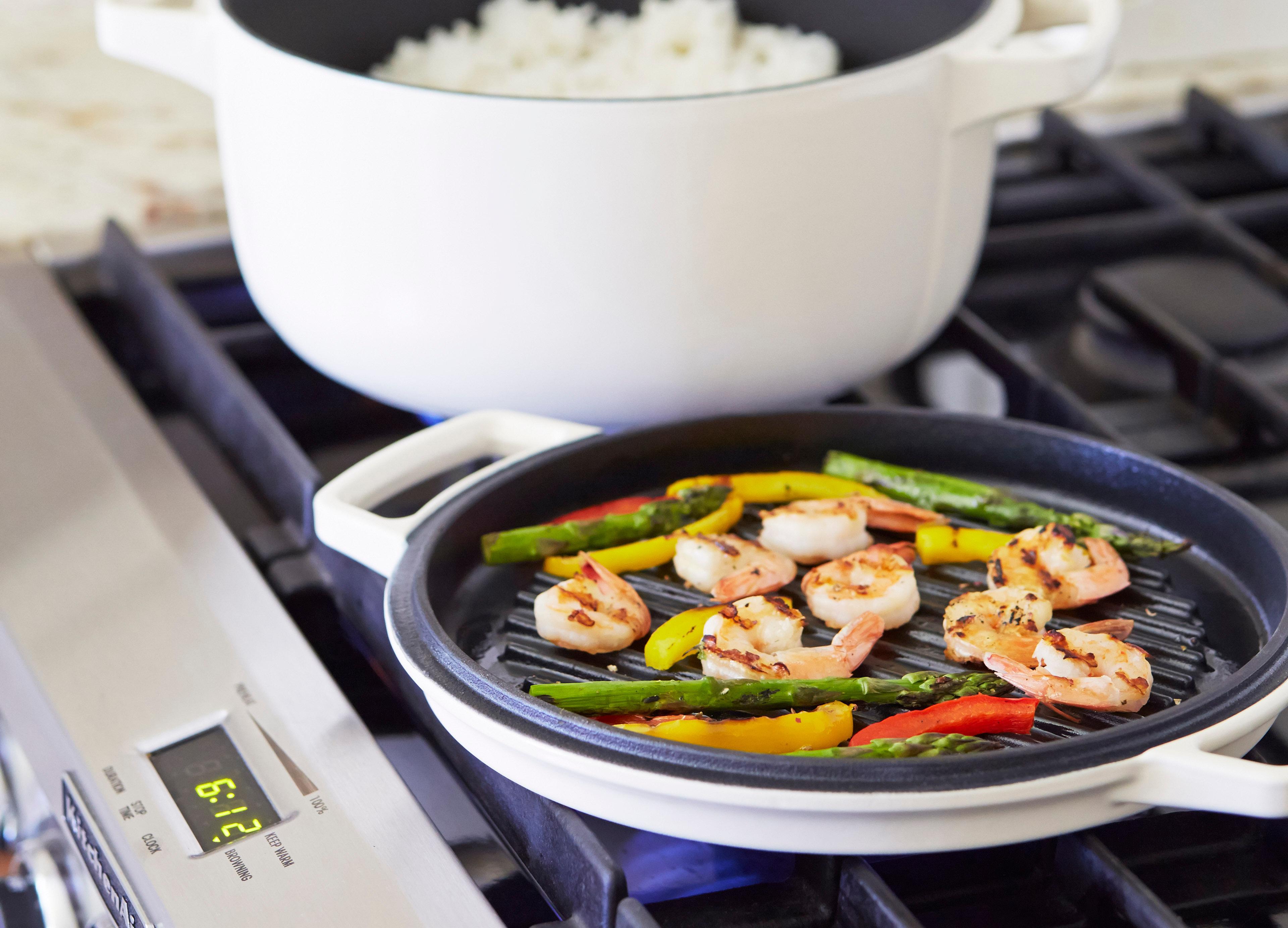 Чугунная сковорода KitchenAid