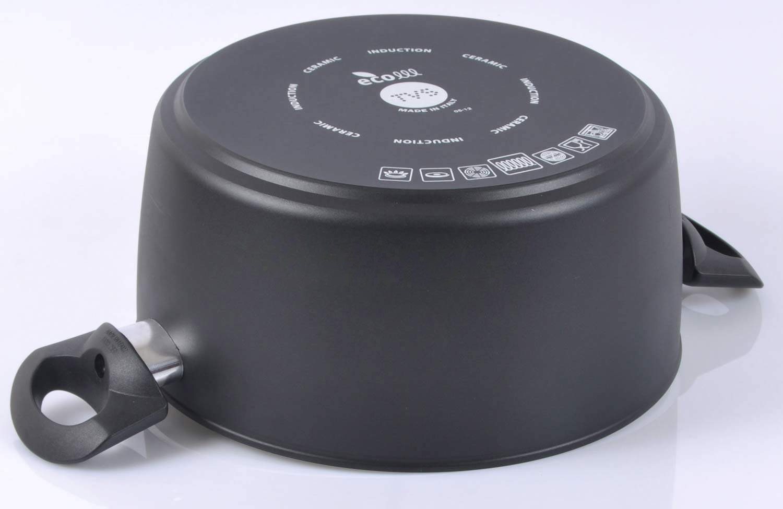 Дно кастрюли для индукционной плиты