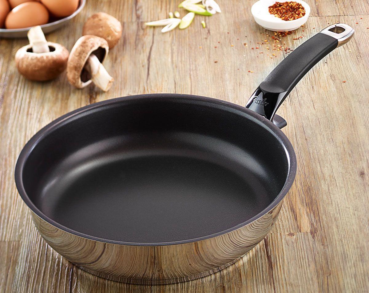 Фото глубокой сковороды