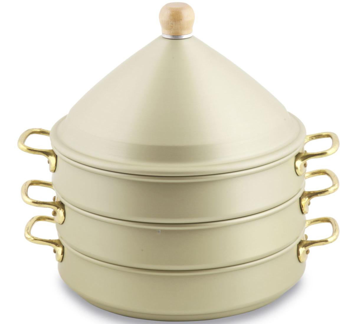 Кастрюля-пароварка Total Kitchen Goods