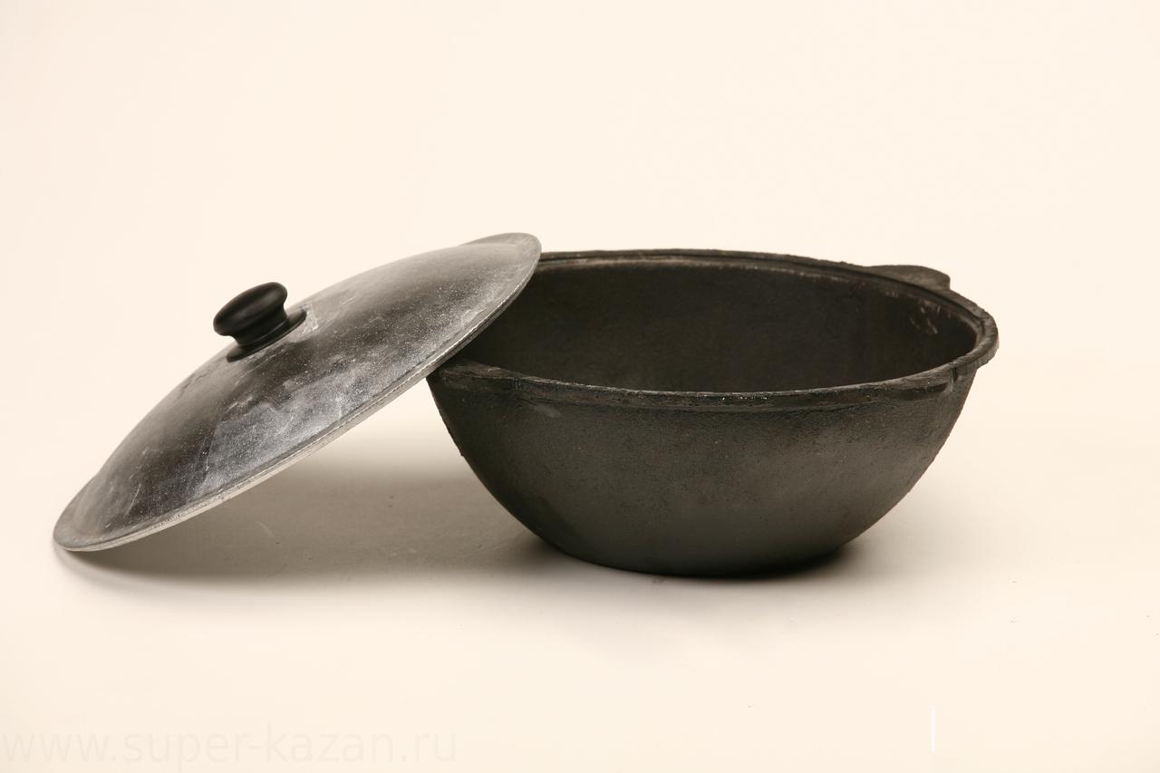 Казан из Намангана с крышкой