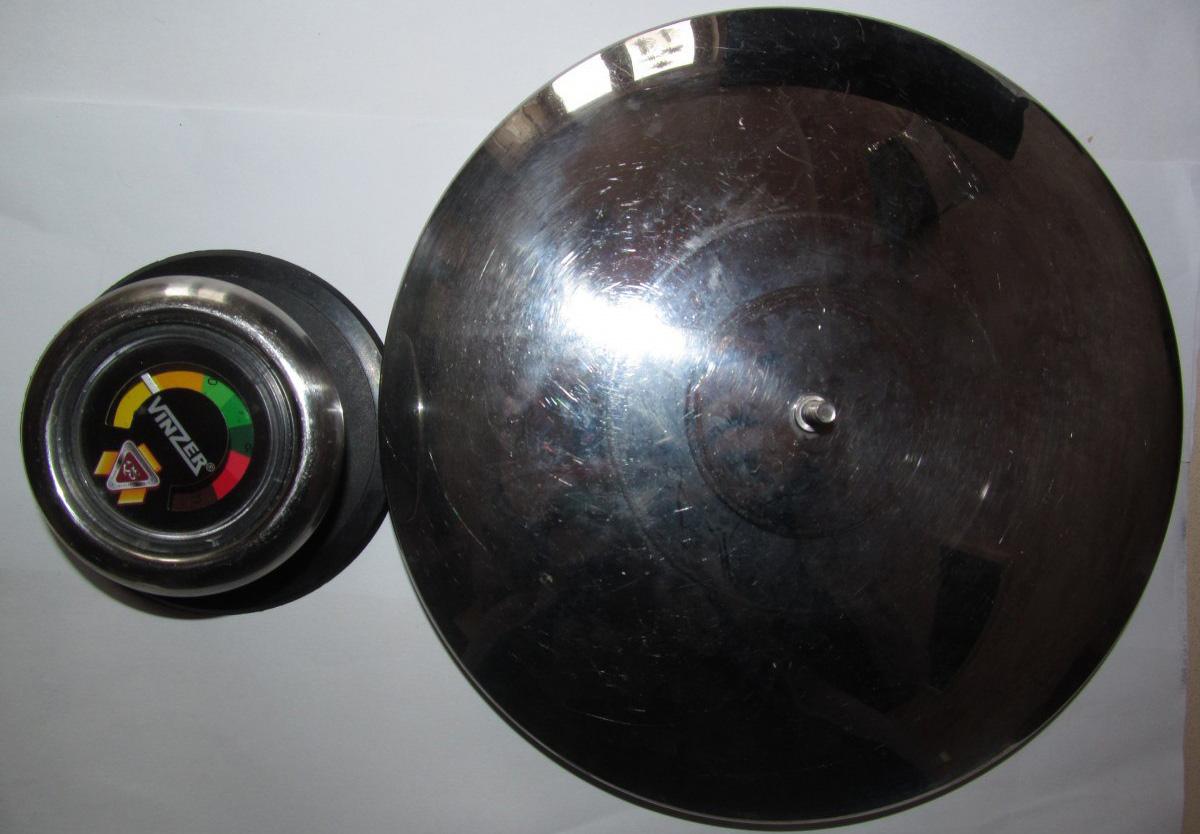 Крышка с термодатчиком
