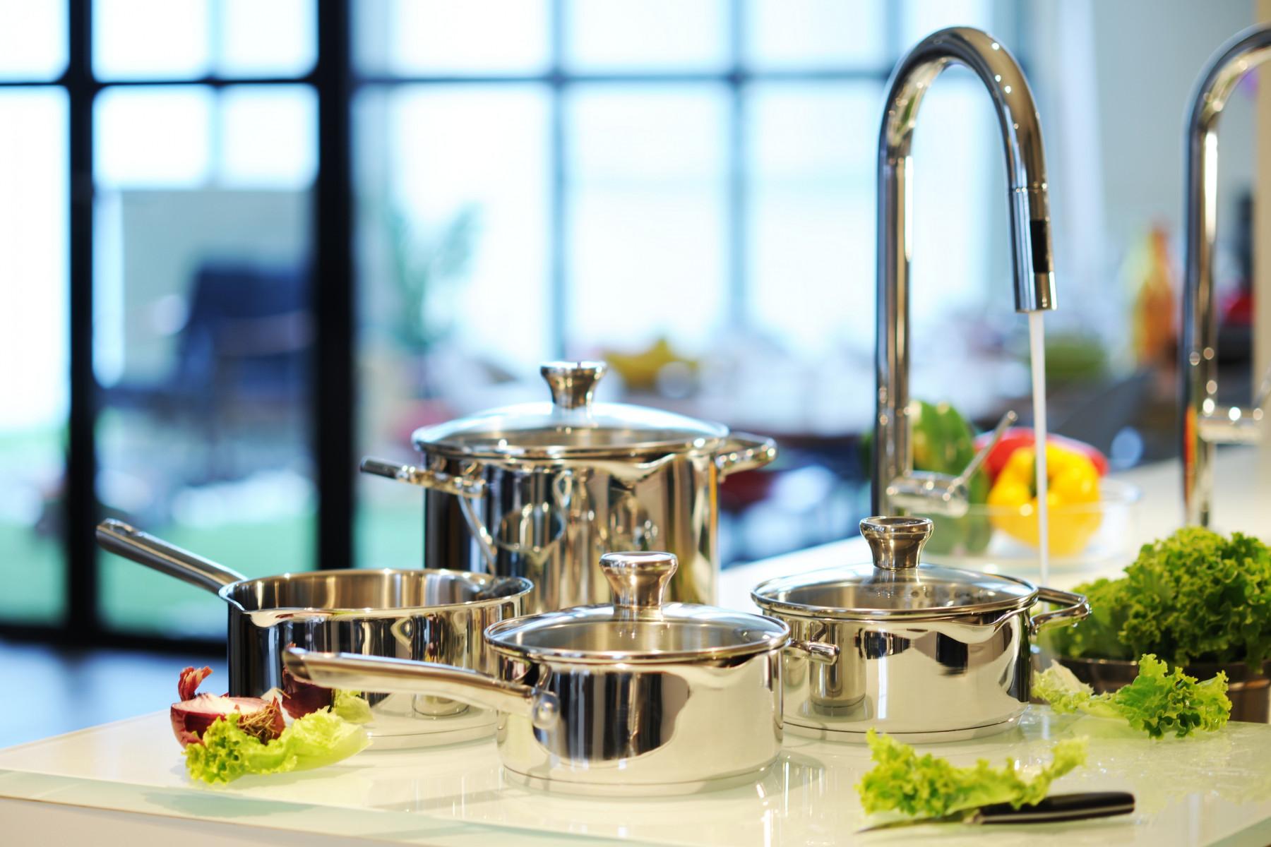Набор посуды Tefal Duetto
