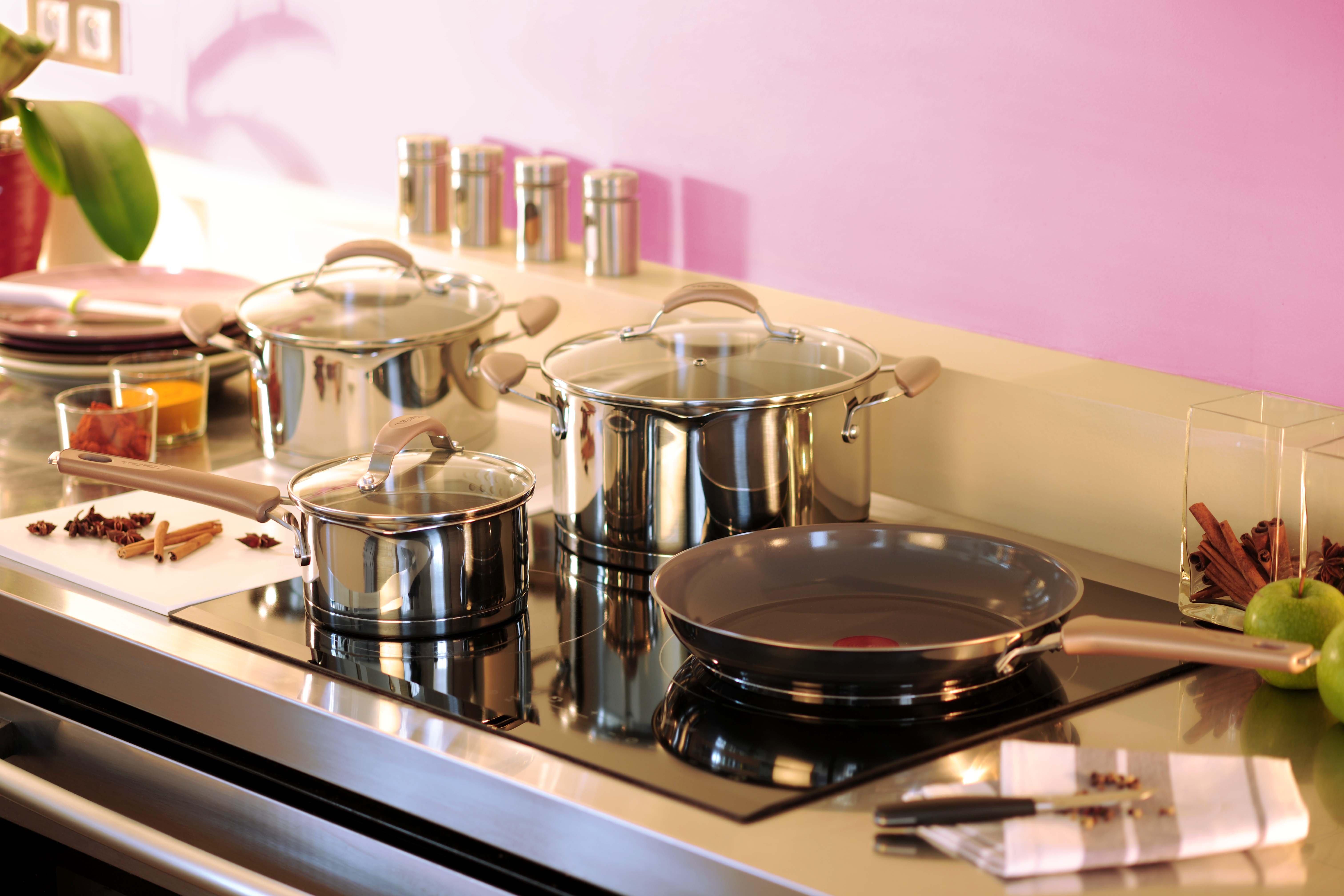 Набор посуды Tefal INSPIRATION