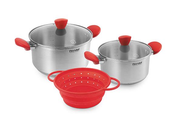 Набор посуды Rondell Breit