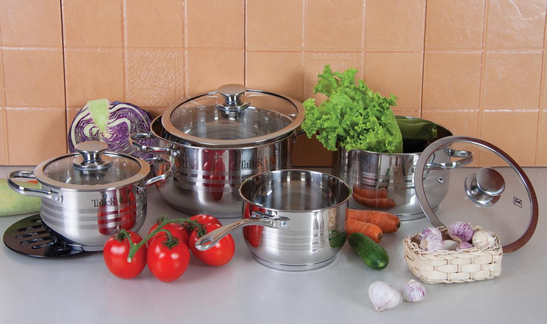 Посуда Таллер на кухне
