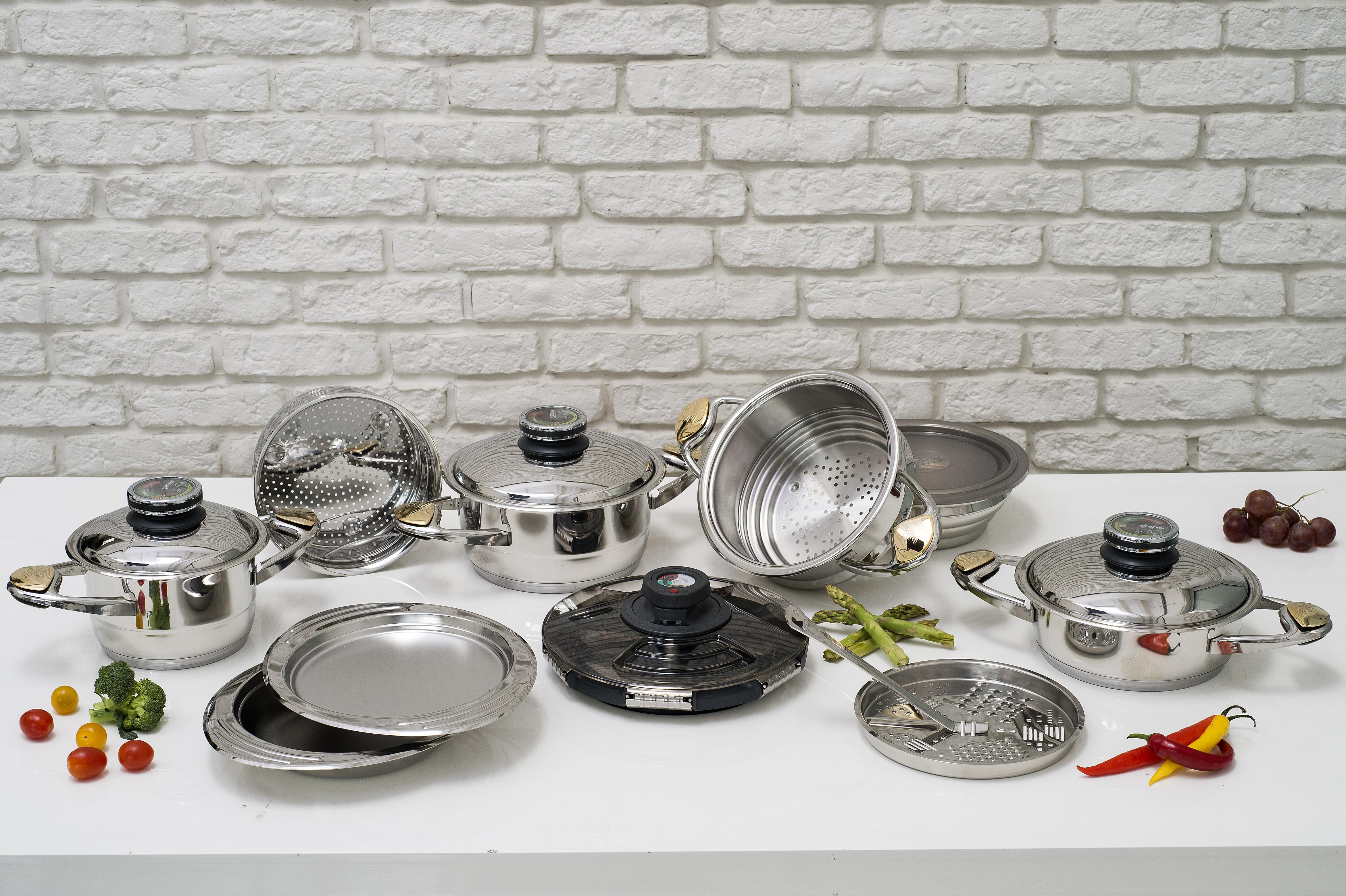 Посуда Цептер из стали