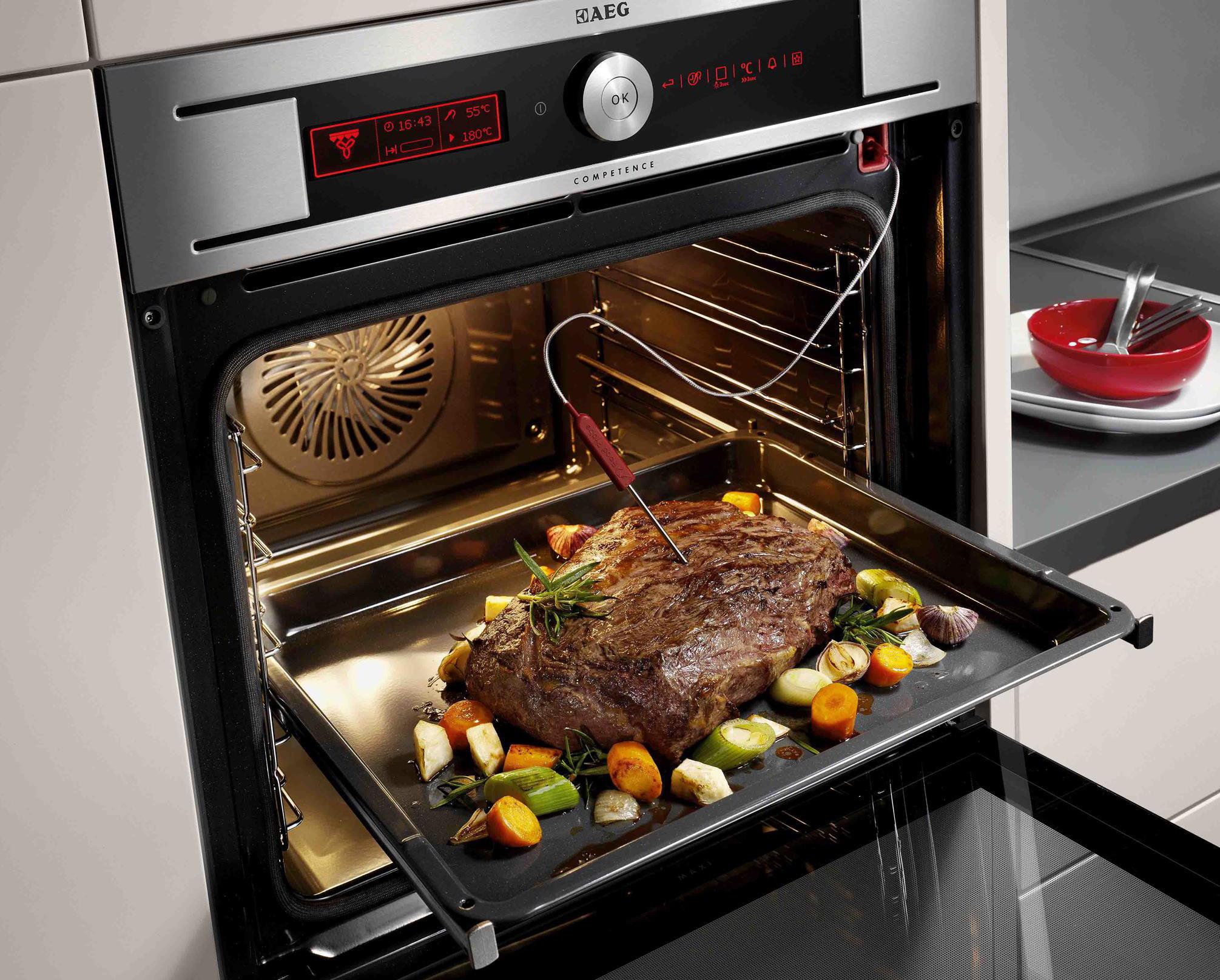 Противень для духовки с мясом