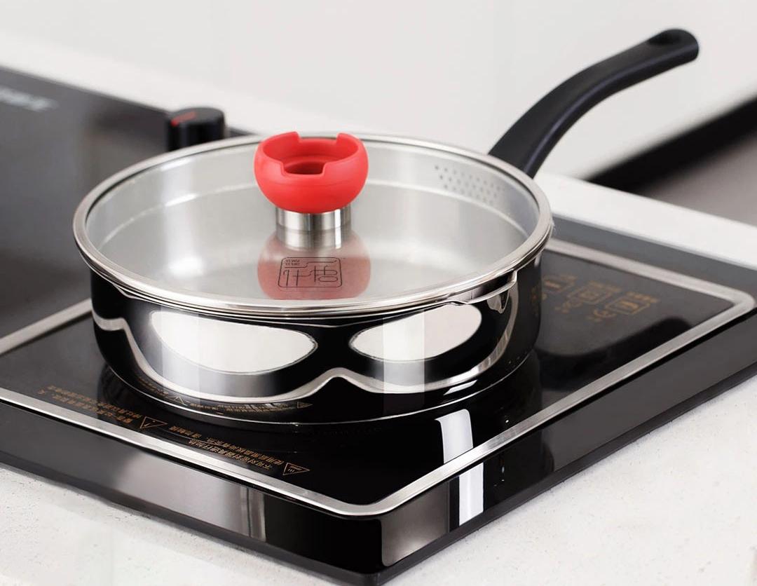 Сковорода из стали