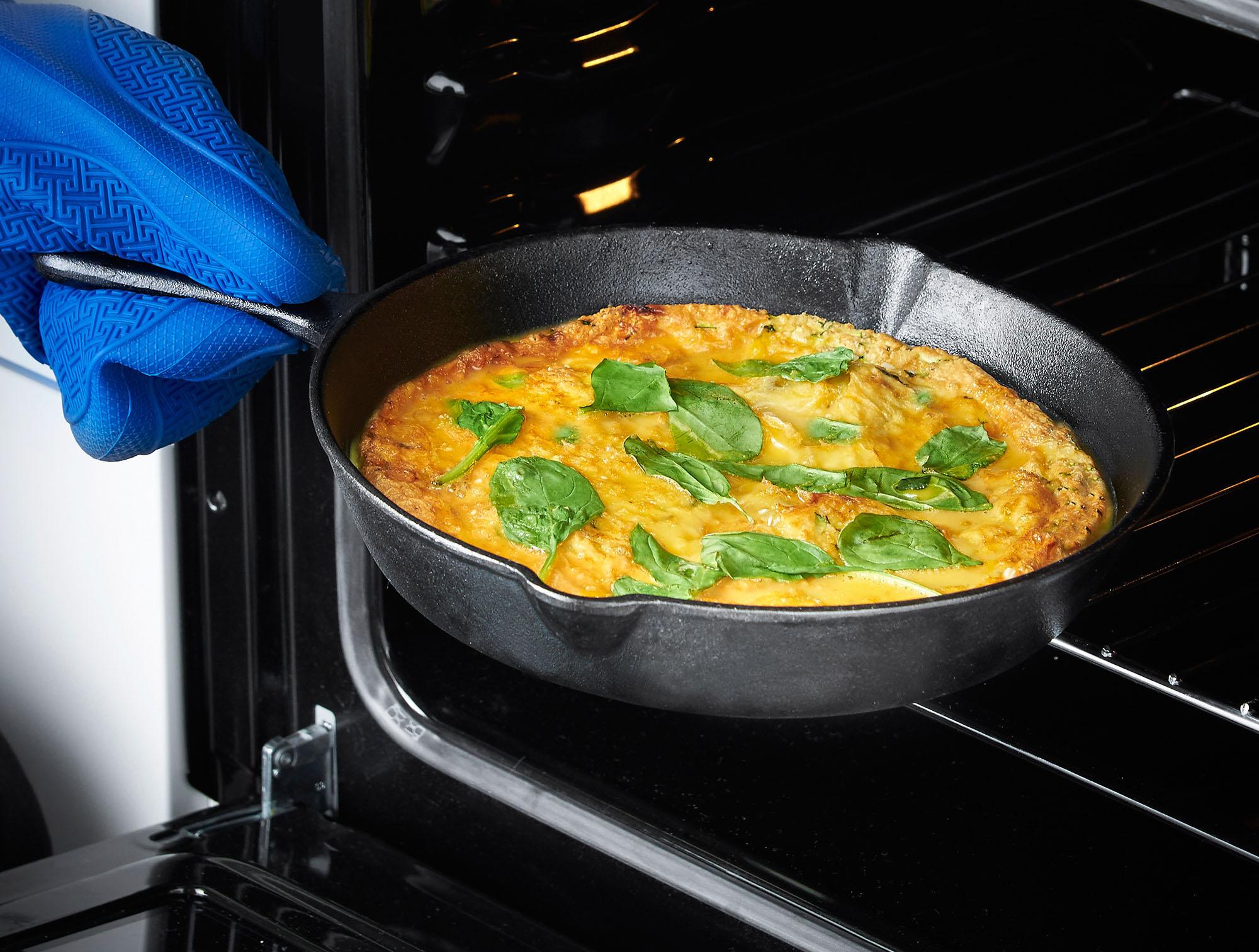 Сковорода с блюдом