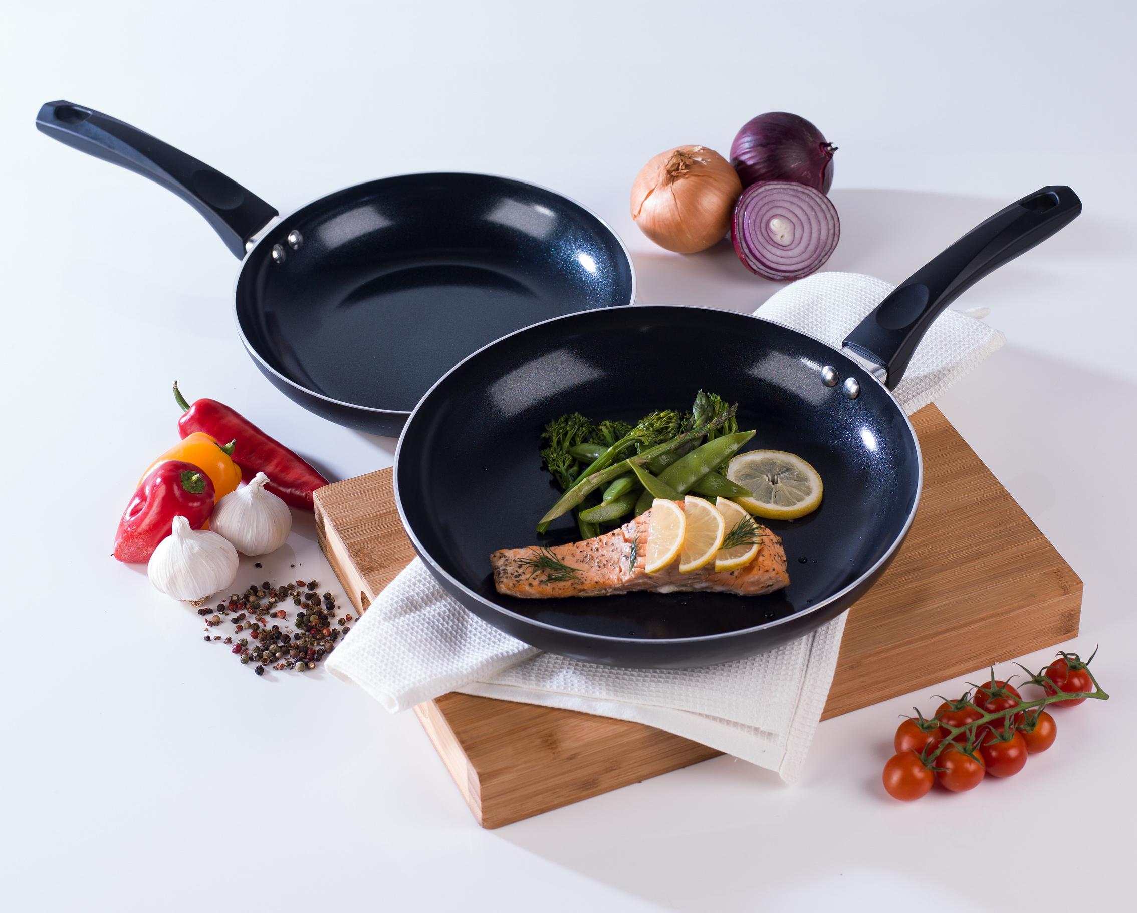 Фото сковороды с едой