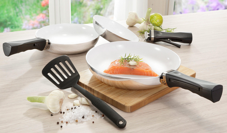 Сковородки керамические