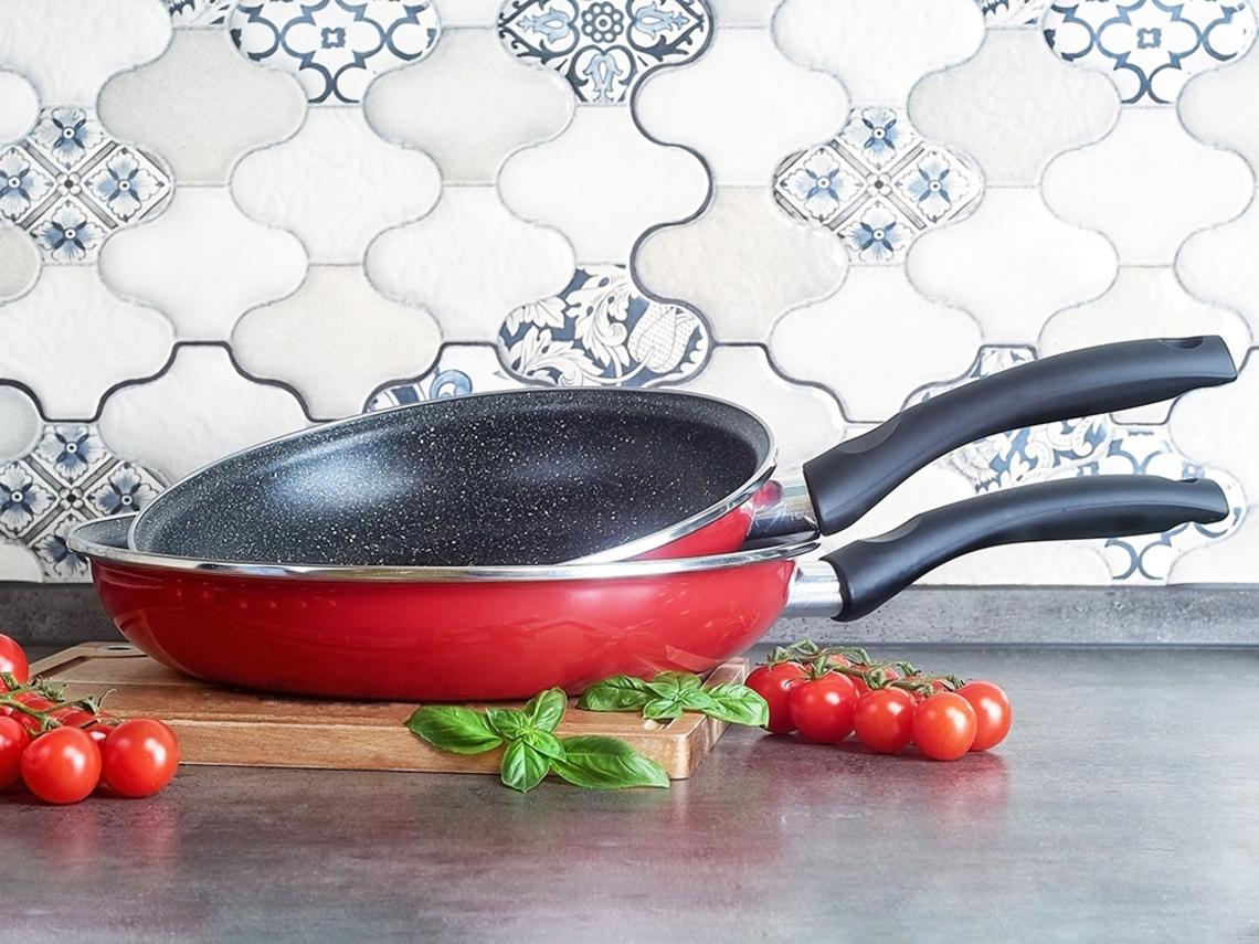 Фото сковородок с каменным покрытием