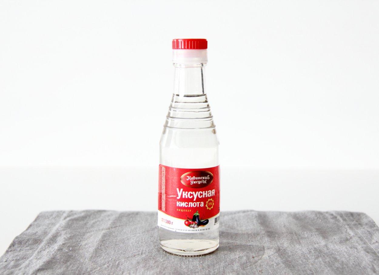 Фото уксусной кислоты