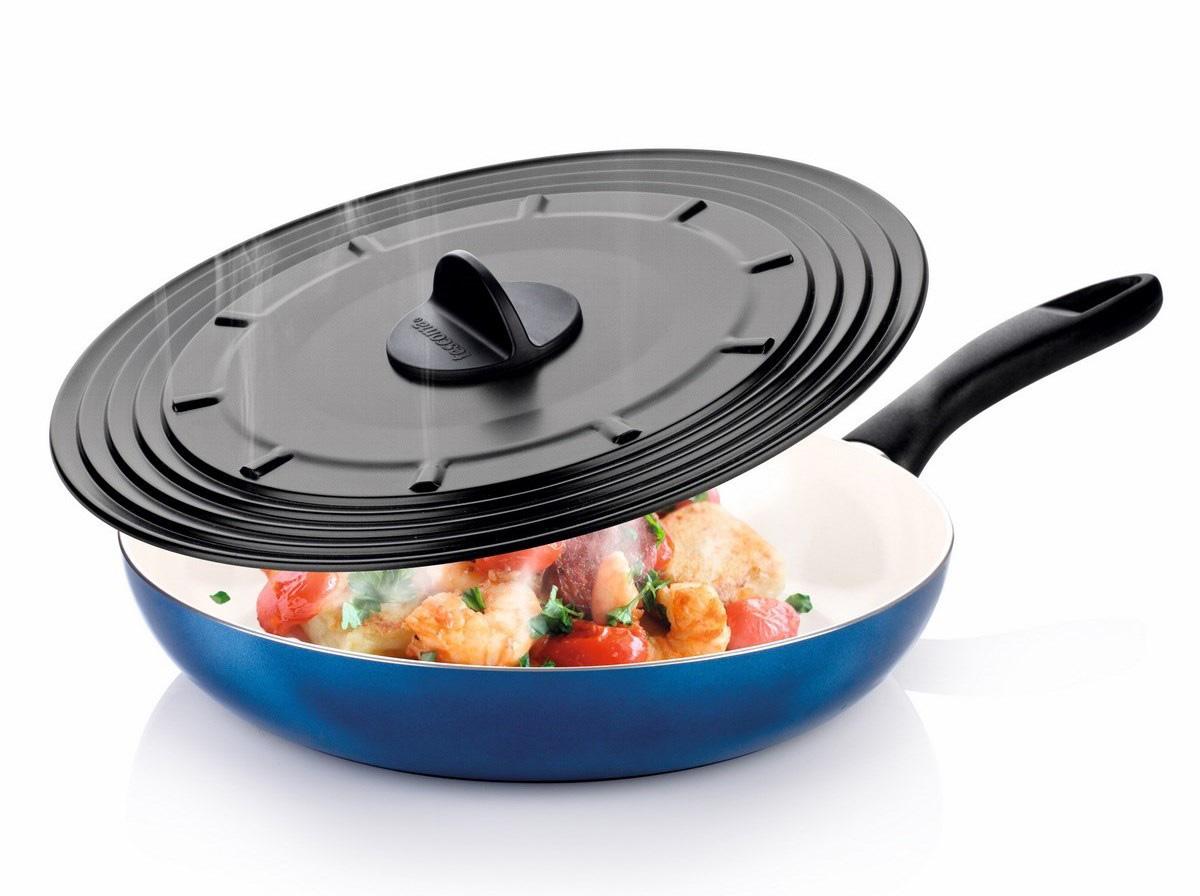 Универсальная крышка для сковородок