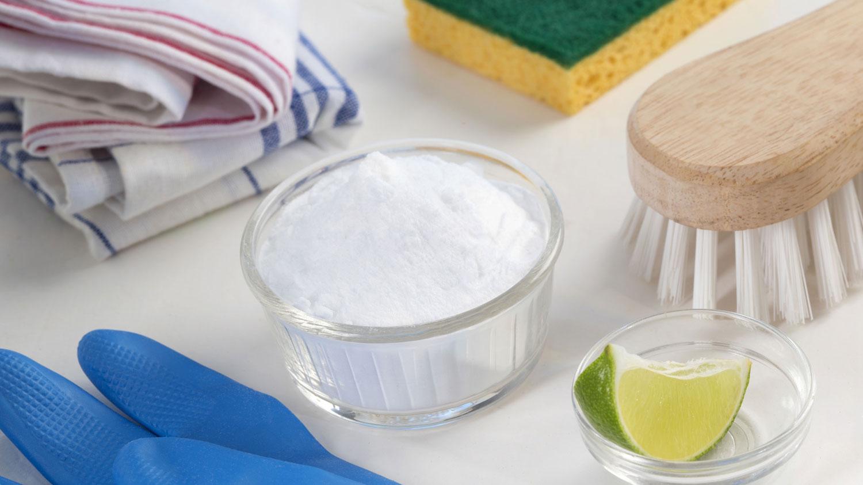 Соль и пищевая сода