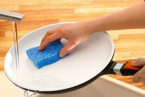 Влияние плохой воды на керамическую сковороду
