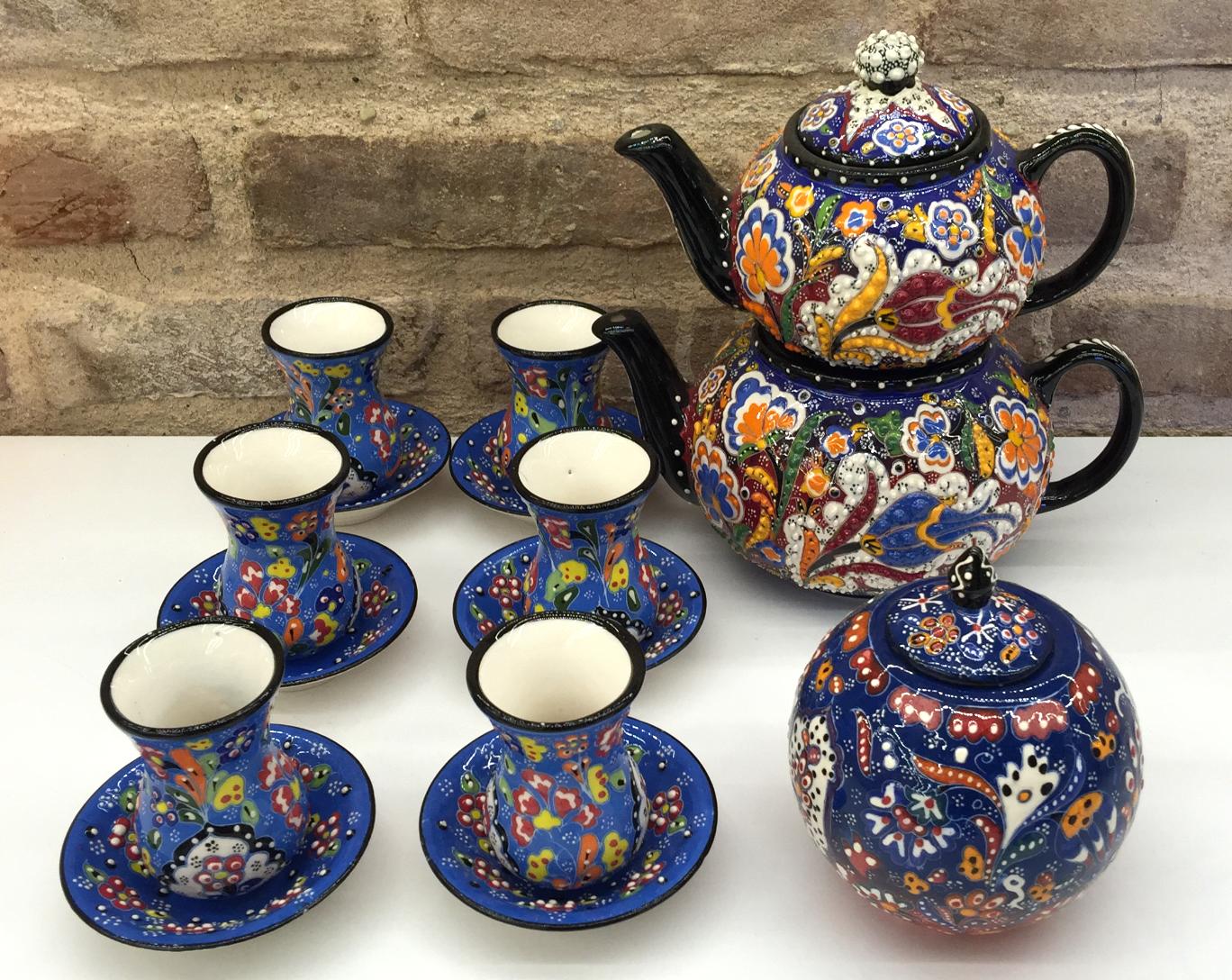 Керамические армуды для чая