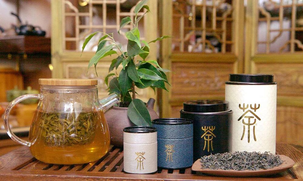 Чай в баночках
