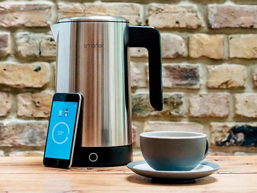 Чайник с мобильным приложением
