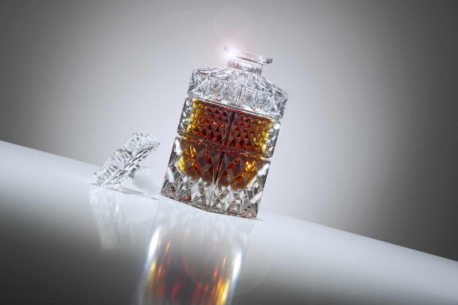 Рифленый графин под виски