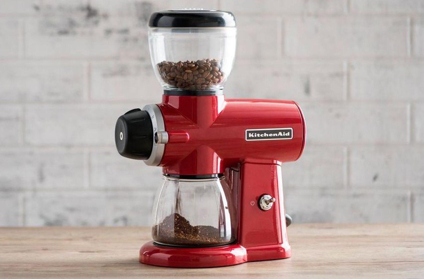 Фото кофемолки жерновой