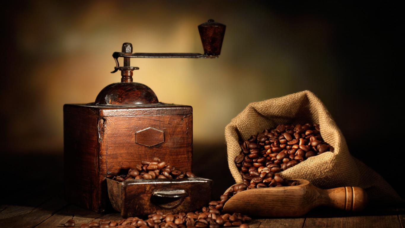 Фото кофемолки