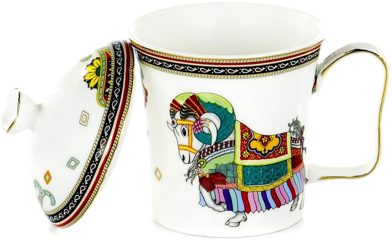 Заварочная кружка OlAff Mug