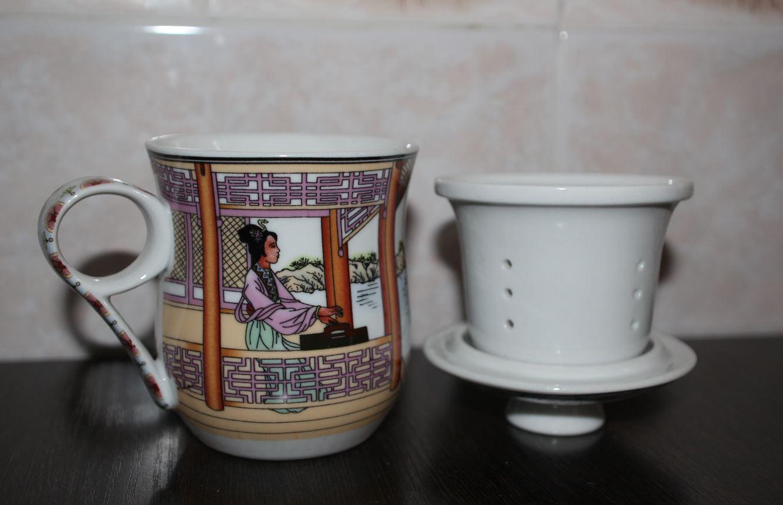 Кружка заварочная для чая
