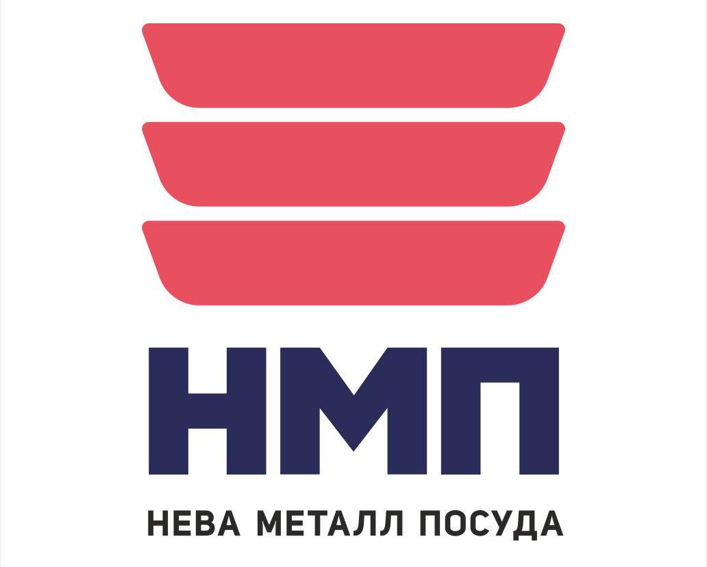 Логотип Нева Металл посуда