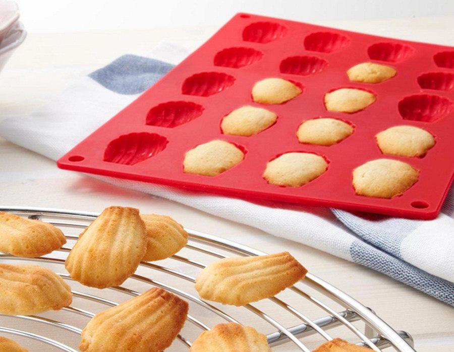 Печенье в форме для выпечки