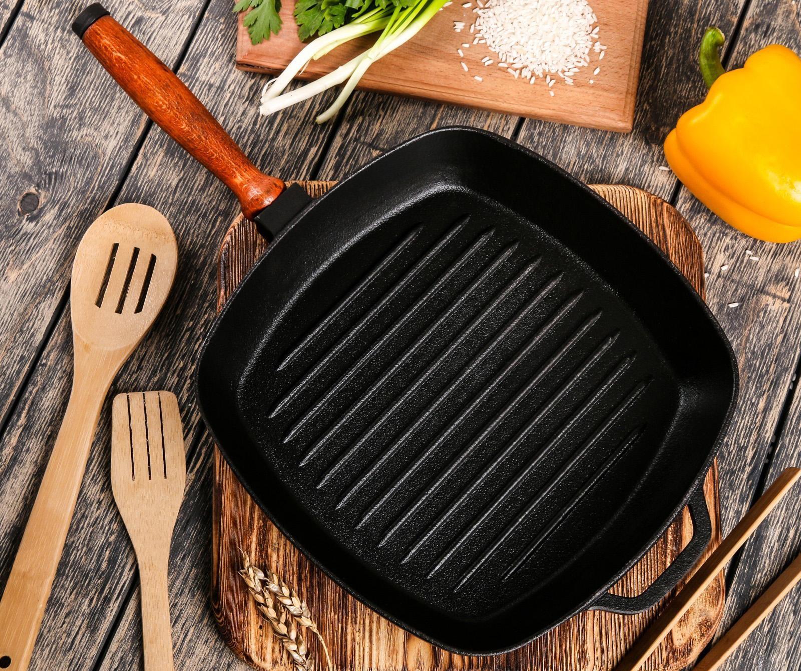 Фото сковороды гриль