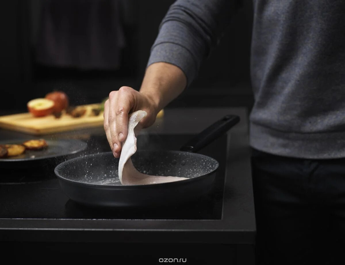 Сковорода на индукции
