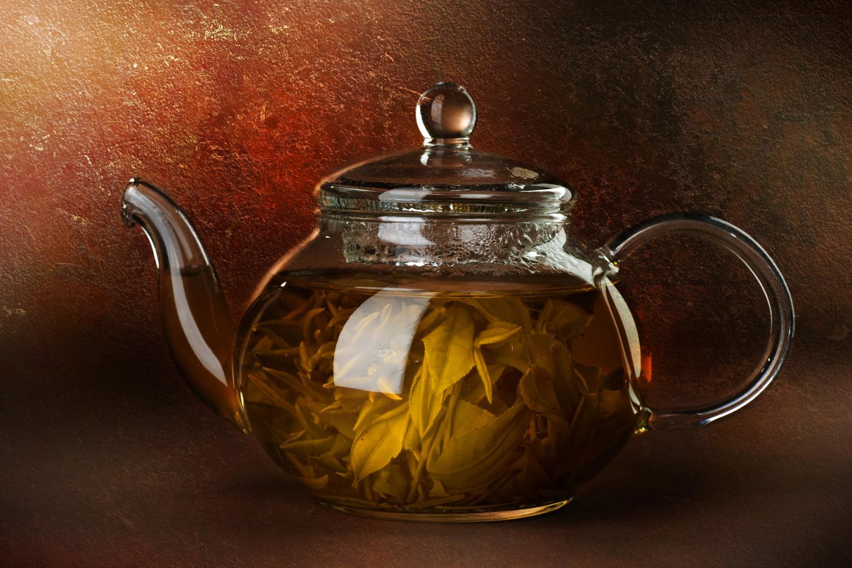 Традиционный заварочный чайник