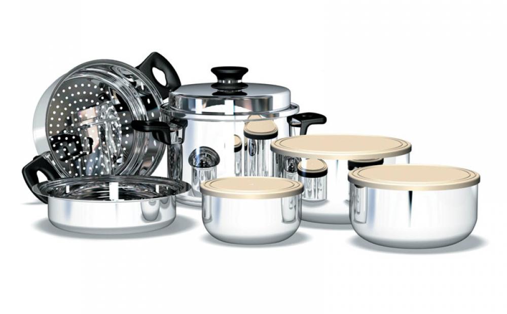 Базовый набор посуды iCook