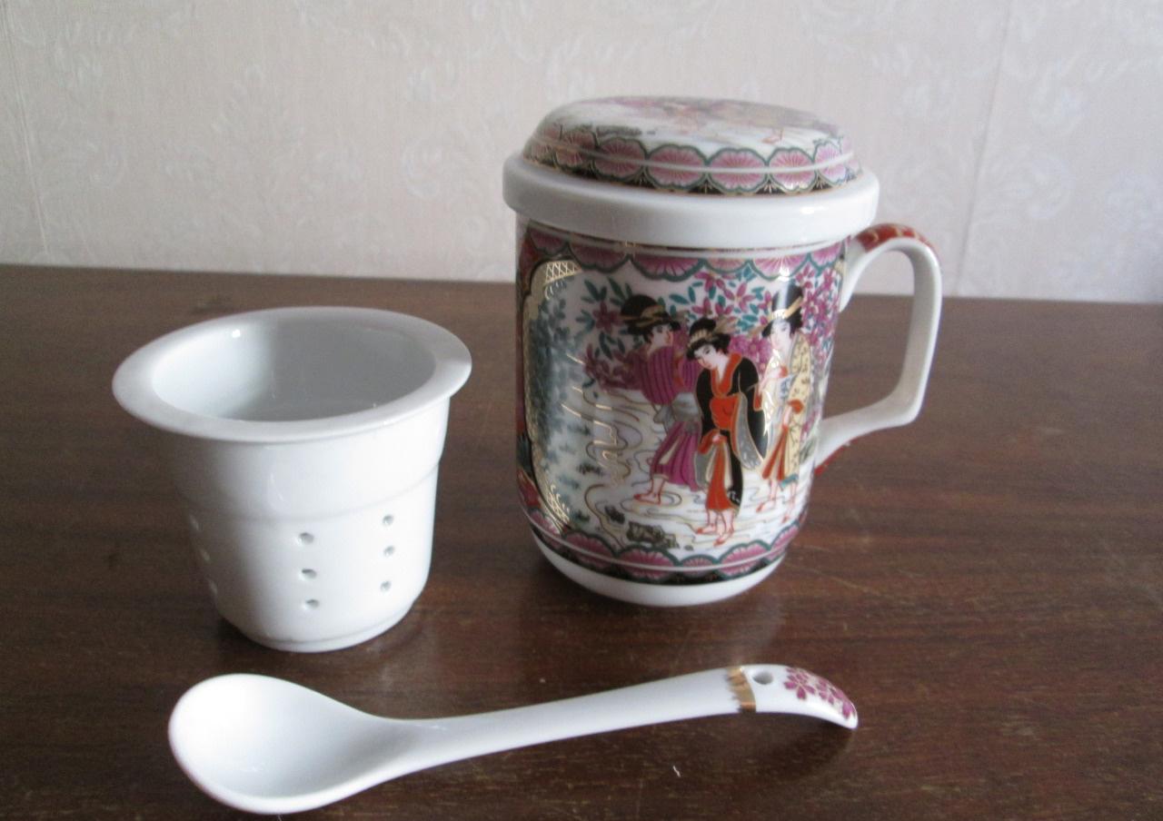 Чашка для заваривания чая