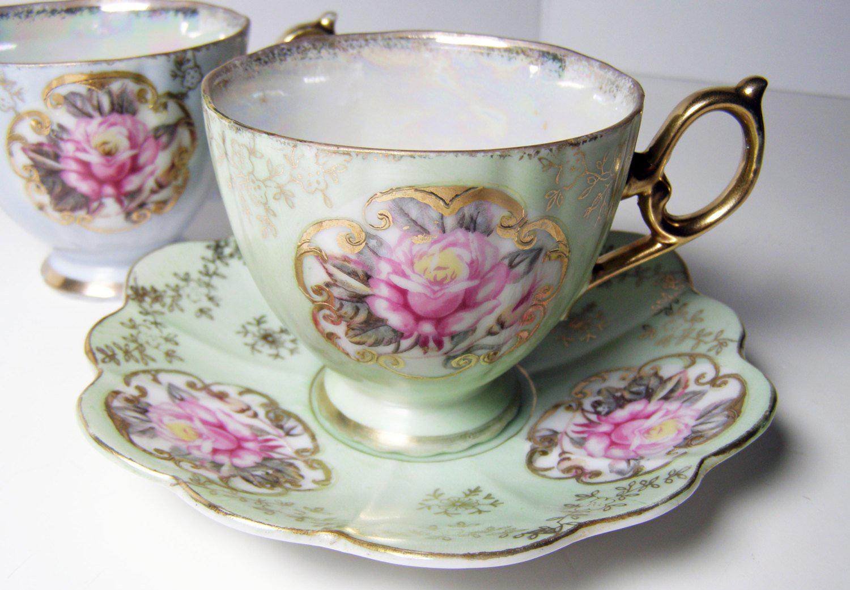 Фото чашки из китайского фарфора