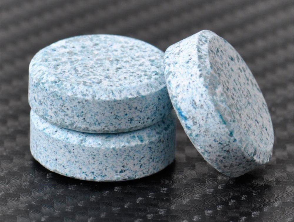 Чистящее средство в таблетках Vclean Spot
