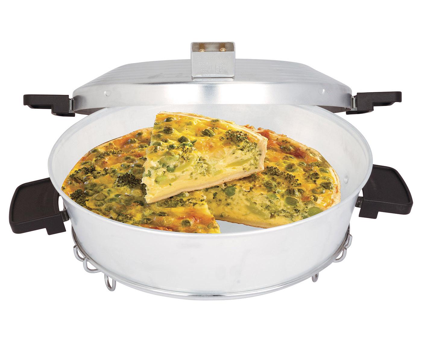 Электрическая чудо печь с едой