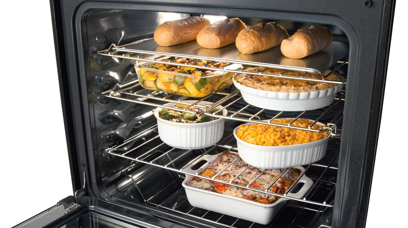 Еда в духовке