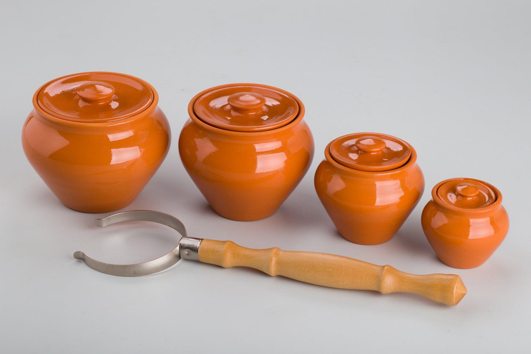 Горшочки «Вятская керамика»