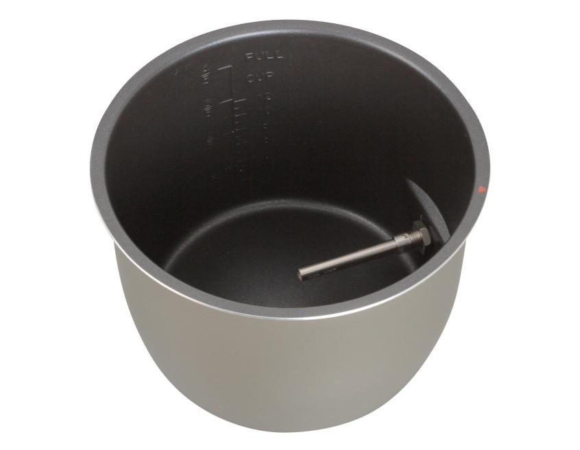 Чаша коптильни-скороварки