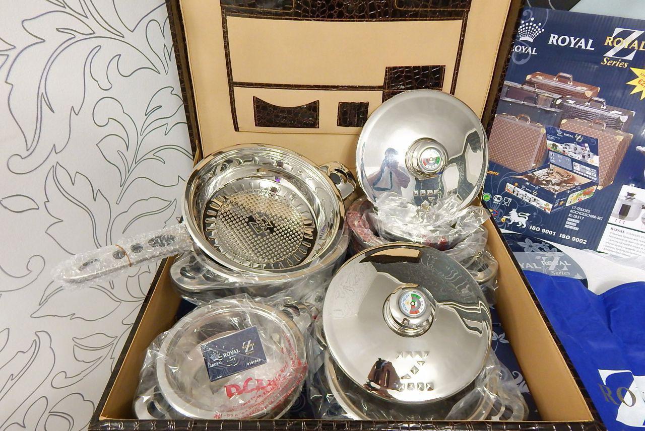 Набор посуды Royal в коробке