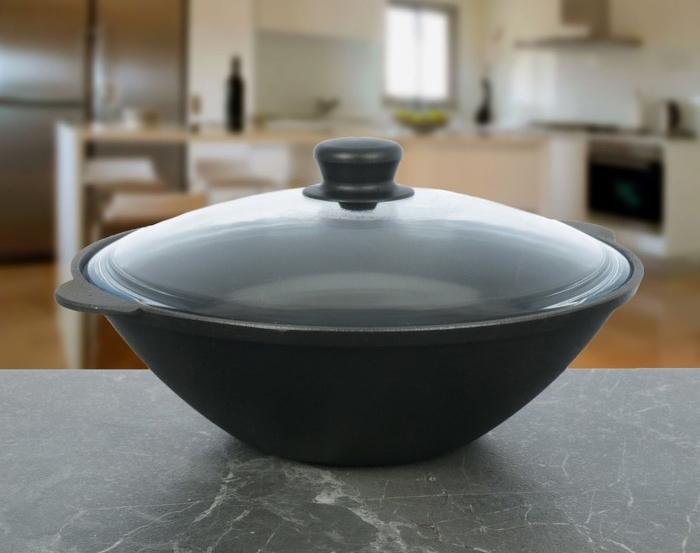 Сковорода Вок Камская посуда